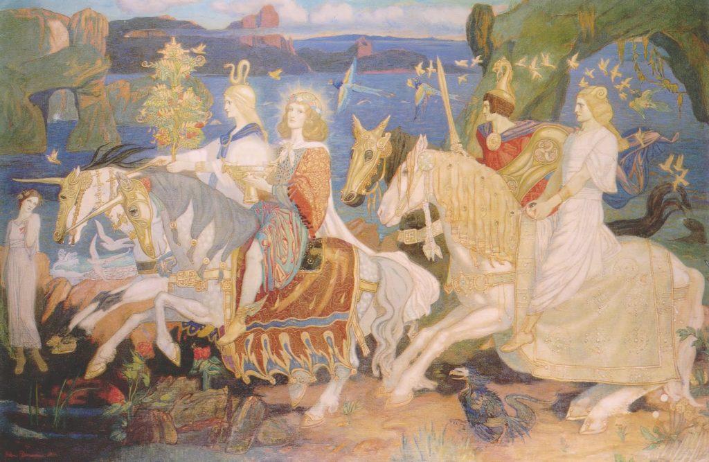 Тракийско благородно семейство
