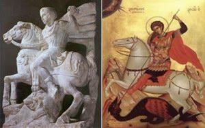 тракийски херос свети Георги