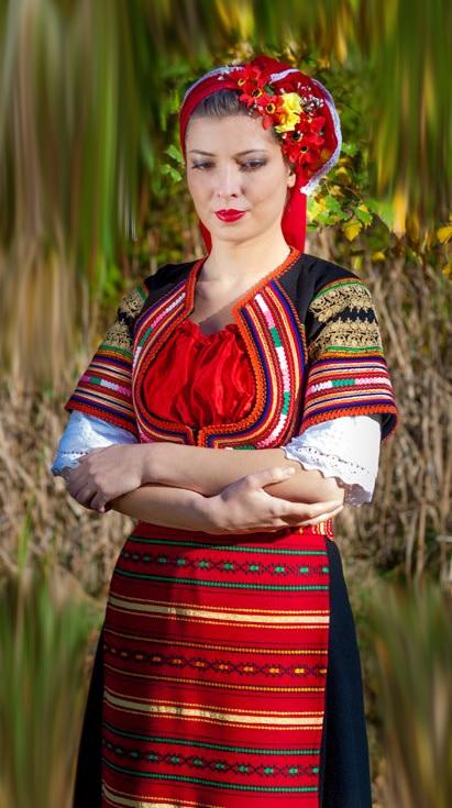 българска-носия