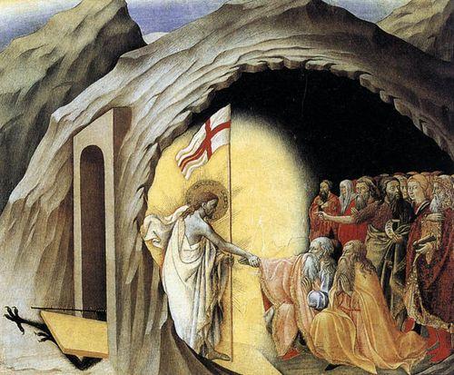 Христос в пещерата