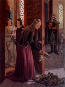 келешът и царската дъщеря