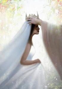 невестата-душата-хубавицата в приказките