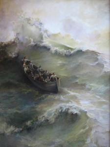 христос-бурята-лодката
