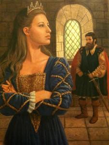 царят и принцесата