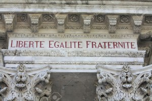 13682277-Liberty-equality-fraternity-the-national-motto-of-France-inscription-in-the-townhall-of-Avignon-Fra-Stock-Photo