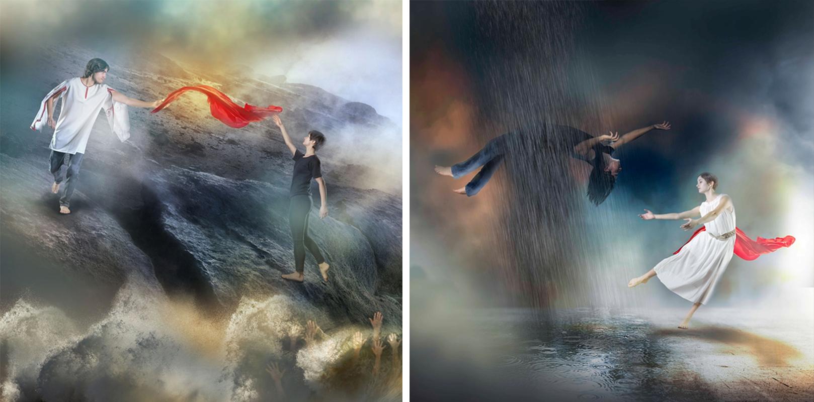 """""""Ръката, която подаде за мен..."""", худ. Диляна Ангелова, ( Arena di Serdica ) 11.05.2019"""
